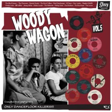 WOODY WAGON Volume 5 LP