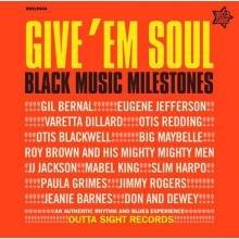 GIVE 'EM SOUL Volume 1 LP