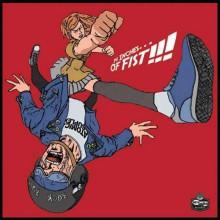 """ATOMIC SUPLEX """"Fourteen Inches Of Fist"""" LP"""