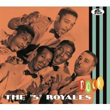 "FIVE ROYALS ""The ""5"" Royales Rock"" CD"