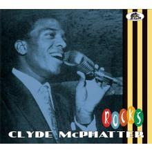 """CLYDE McPHATTER """"Rocks"""" CD"""