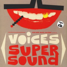 VOICES SUPER SOUND LP+CD