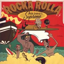 ROCKA ROLLA: Keb Darge's Supreme LP+CD