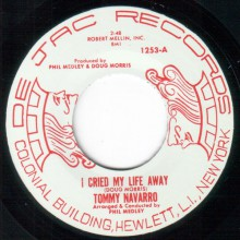 "TOMMY NAVARRO ""I Cried My Life Away/Club Of Broken Hearts"" 7"""