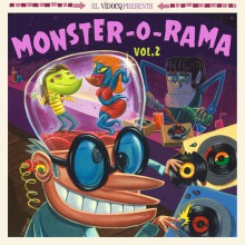 MONSTER-O-RAMA Volume 2 LP+CD
