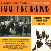 LAST OF THE GARAGE PUNK UNKNOWNS 2 LP