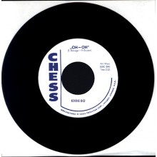 "EDDIE BO ""Oh-Oh"" / LUTHER DIXON ""Feeling Of Love"" 7"""
