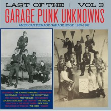 LAST OF THE GARAGE PUNK UNKNOWNS 3 LP