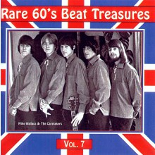 RARE 60'S BEAT TREASURES VOL.7 CD