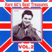 RARE 60'S BEAT TREASURES Volume TWO cd