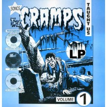SONGS THE CRAMPS TAUGHT US VOLUME 1 LP