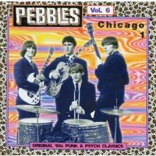 PEBBLES VOLUME Six cd