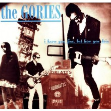 "GORIES ""I KNOW YOU FINE BUT HOW YOU DOIN"" LP"
