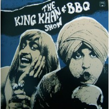 "KING KHAN & BBQ SHOW ""WHAT'S FOR DINNER?"" LP"