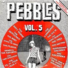 Pebbles Volume Five LP