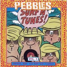 PEBBLES VOLUME Four cd