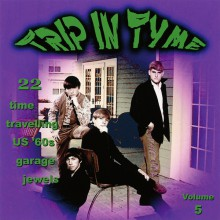 TRIP IN TYME VOLUME 5 CD