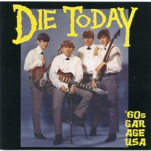 DIE TODAY CD