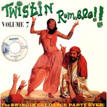 TWISTIN' RUMBLE VOLUME 7 LP