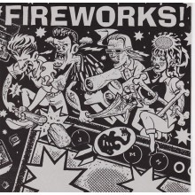 "FIREWORKS ""SET THE WORLD ON FIRE"" CD"