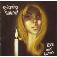 "REIGNING SOUND ""LOVE AND CURSES"" CD"