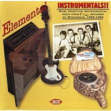 ELEMENTAL INSTRUMENTALS! CUCA RECORDS STORY CD