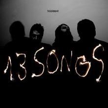 "TIGERBEAT ""13 SONGS"" LP"