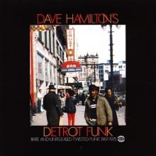 DAVE HAMILTON'S DETROIT FUNK CD
