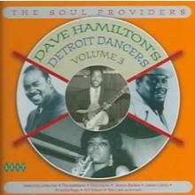DAVE HAMILTON'S DETROIT DANCERS VOL 3 CD