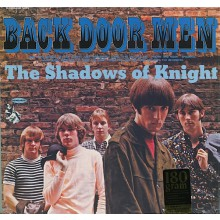 "SHADOWS OF KNIGHT ""BACK DOOR MEN"" LP"