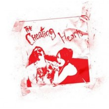 "CHEATING HEARTS ""S/T"" LP"
