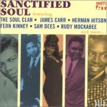 SANCTIFIED SOUL CD