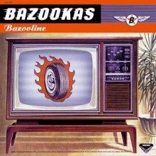 "BAZOOKAS ""BAZOOLINE"" LP"