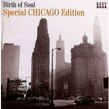 BIRTH OF SOUL SPECIAL CHICAGO EDITION CD