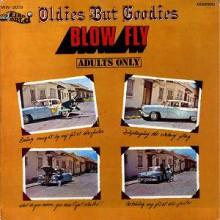 """BLOWFLY """"OLDIES BUT GOODIES"""" LP"""