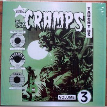 SONGS THE CRAMPS TAUGHT US VOLUME 3 LP