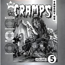 SONGS THE CRAMPS TAUGHT US VOLUME 5 LP