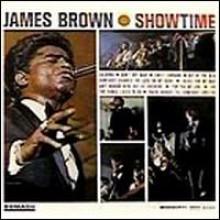 """JAMES BROWN """"SHOWTIME"""" LP"""