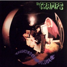 "CRAMPS ""PSYCHEDELIC JUNGLE"" LP"