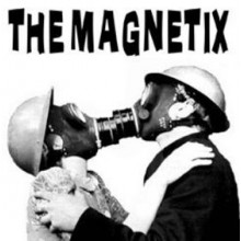 """MAGNETIX """"NEW DANCE/SOMETHGING ABOUT YOU"""" 7"""""""