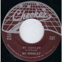 "BO DIDDLEY ""BO DIDDLEY/I'M A MAN"" 7"""