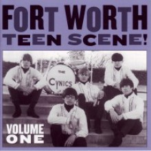 FORT WORTH TEEN SCENE Volume 1 LP