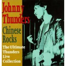 "JOHNNY THUNDERS ""CHINESE ROCKS"" CD"