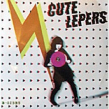 "CUTE LEPPERS ""B-SIDES"" 10"""