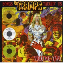 SONGS THE CRAMPS TAUGHT US VOL 2 CD