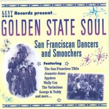 GOLDEN STATE SOUL CD