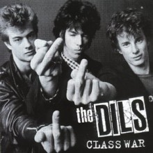 """DILS """"CLASS WAR"""" cd"""