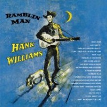 "HANK WILLIAMS ""RAMBLIN MAN"" LP"