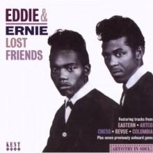 """EDDIE & ERNIE """"LOST FRIENDS"""" CD"""