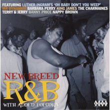 NEW BREED R&B WITH ADDED POPCORN CD